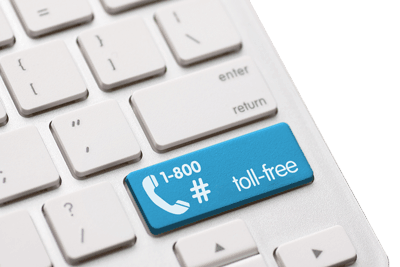 Toll-Free numbers