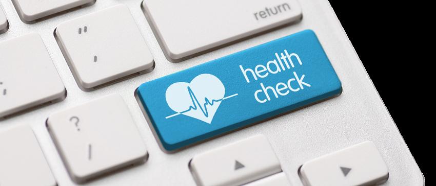 web-health-check